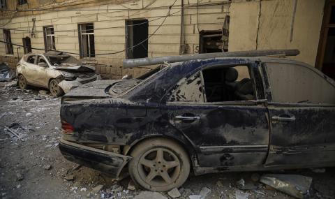 Азербайджан обвини Армения във варварство