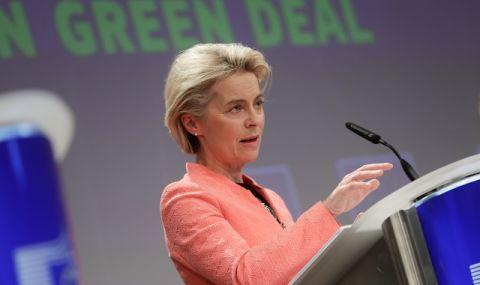 Какви послания отправи Урсула фон дер Лайен към Европейския съюз? - 1