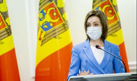 Молдовският президент разпусна парламента и обяви предсрочни избори