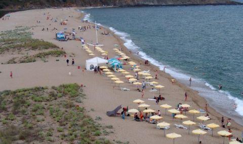 КЗК спря процедурата за концесия на плаж Велека