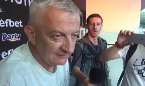 Крушарски: Бием Левски и тръгваме към титлата