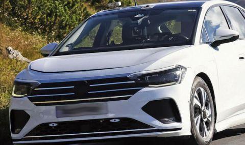 Ето го новия Volkswagen Passat, който ще е електромобил и ще се продава само във версия комби - 1