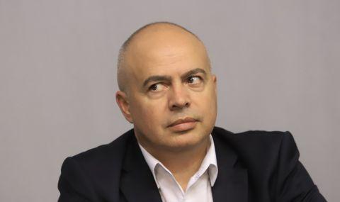 Свиленски: БСП последователно ще отстоява ГЕРБ да бъде сменена от власт