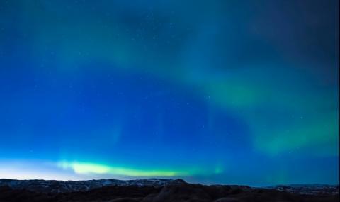 НАСА показа уникално съвпадение на два небесни феномена