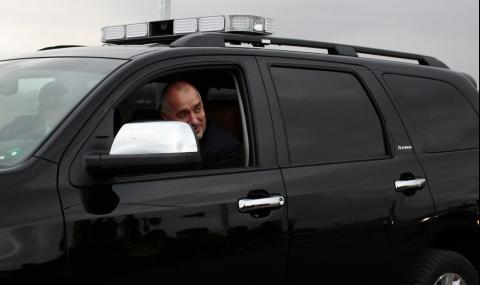 БОЕЦ: Борисов е излъгал за готвен атентат срещу него