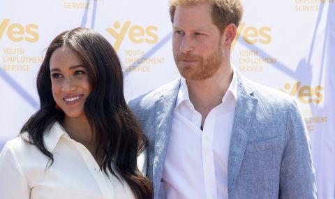 Защо принц Хари изостави бременната си съпруга?