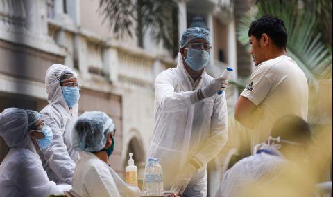 Индия въведе ново лекарство за лечение на COVID-19