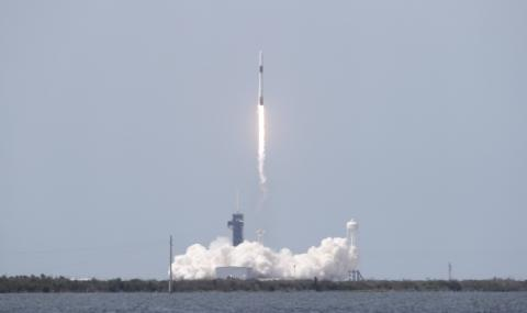 Нов успех за SpaceX