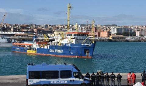 Седем страни от ЕС с призив за Средиземно море