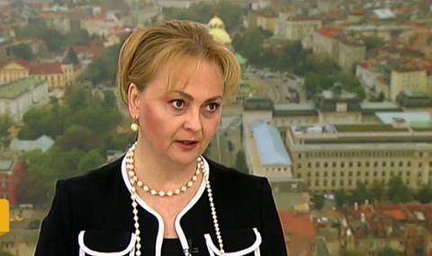 Карастоянова: Искаме равнопоставеност на секторите   - 1