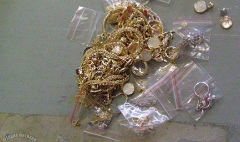 Откриха контрабандни накити на