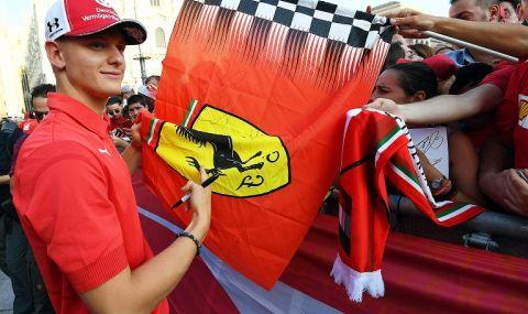 Мик Шумахер: Искам да постигна поне толкова, колкото е постигнал татко - 1