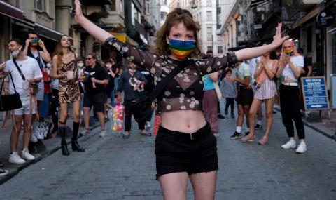 Транссексуалните в Турция - обречени на социална смърт - 1