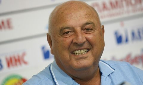 Венци Стефанов: Левскарите взеха да ни стават абонати, макар че не играха никак лошо - 1