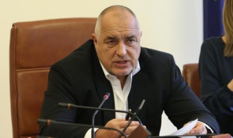 Борисов се хвали: Колегите гледат как произвеждаме маски