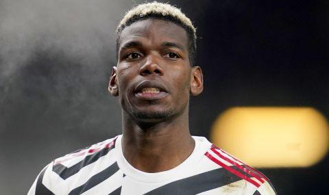 Погба: Ман Юнайтед все още не е на нивото на Ливърпул, но може да спечели титлата