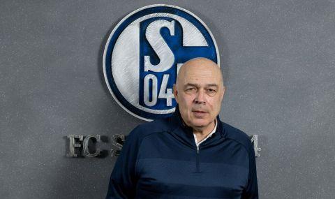 Ръководството на Шалке 04 отрече за бунт срещу треньора