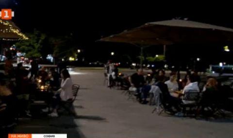 Пълни заведения в София след 23 часа - 1