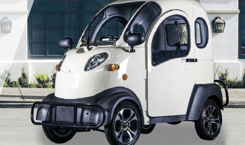 Най-евтиният нов електромобил е с цена под 3 000 лв. - 1