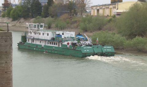 Фериботът Русе-Гюргево тръгва отново