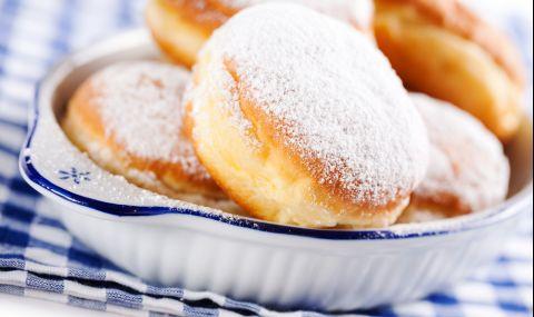 Рецепта на деня: Печени бухтички с крем - 1