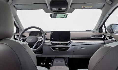 Volkswagen представи най-големия си електрически модел - 5