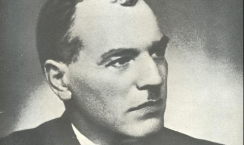15 октомври 1937 г. Умира Йордан Йовков