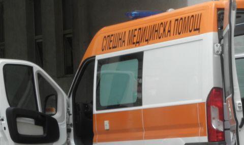 Млад мъж загина при катастрофа край Кричим