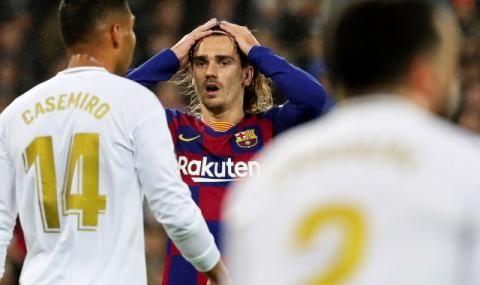 Неочакван ход: Антоан Гризман се завърна в Атлетико Мадрид - 1
