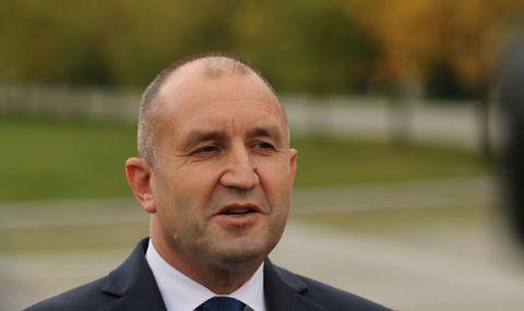 Президентът във Велико Търново: Новият кабинет да отговори на високите очаквания - 1