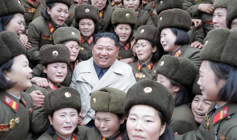 В харема на Ким Чен Ун има 2000 жени