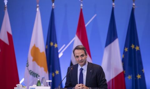 Гърция се изправя пред Турция: Събира съюз