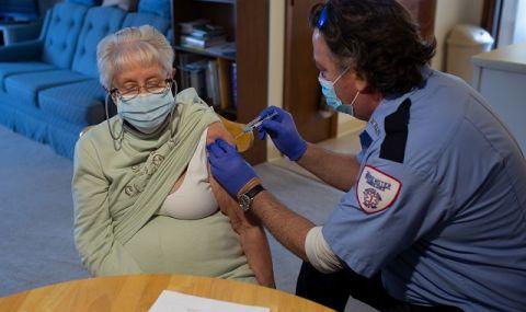 Отличници! Близо 60% от пълнолетните във Великобритания са напълно ваксинирани - 1