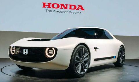 Безшумен спортен автомобил Honda ще има!