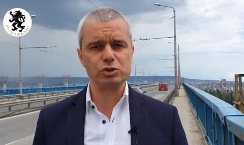 Костадинов: Аспаруховият мост се разпада (ВИДЕО) - 1