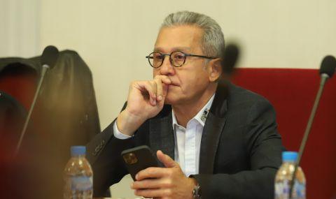 Йордан Цонев: Имаме общи позиции по отношение на политиките с дуото Петков-Василев - 1