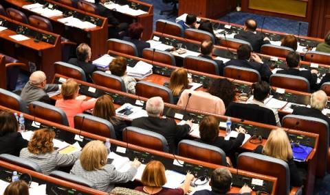 Северна Македония без дата за избори