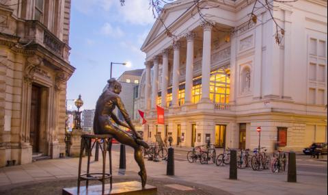 Кралската опера продава картини, за да оцелее в пандемията
