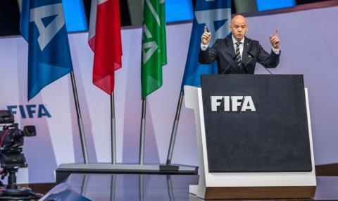 """ФИФА разследва мач от световните квалификации за """"черно тото"""""""