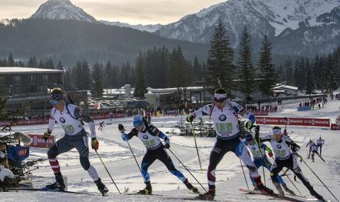 Спортист №1 на България завърши 20-и в масовия старт