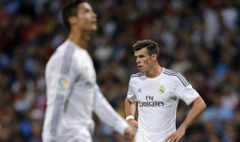 Бейл: Роналдо продължава да ми е идол
