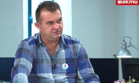 Георги Георгиев: Сараите на Доган трябва да бъдат изравнени със земята - 1
