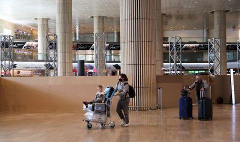 Франция не изисква PCR тест при транзитно преминаване със самолет