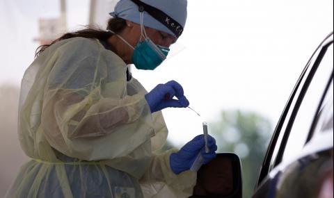 Огромен брой заразени през последното денонощие