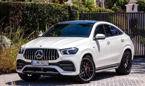 Подобаващ отговор от Mercedes на новото Х6