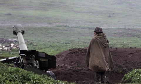 Война! Ескалират граничните стълкновения между Армения и Азербайджан