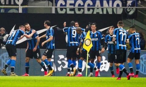 """Интер продължава да няма победа над Сасуоло от 2014-а след 3:3 на """"Джузепе Меаца"""""""