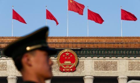 Китай застана пред САЩ