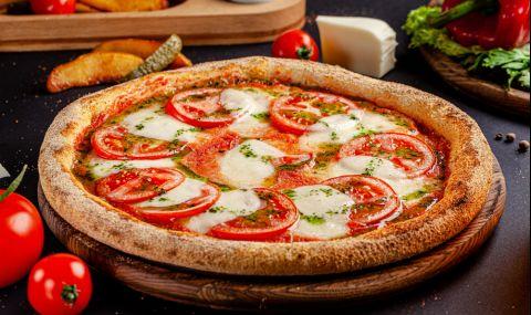 Рецепта за вечеря: Пица