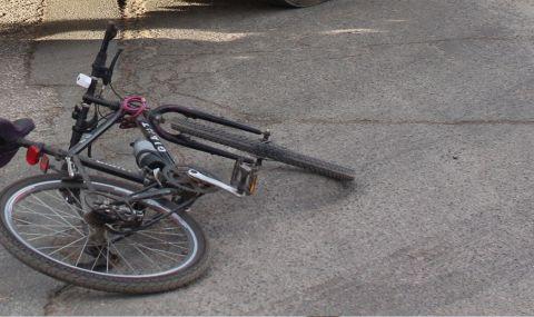 17-годишна велосипедистка е с опасност за живота след инцидент в Айтос - 1